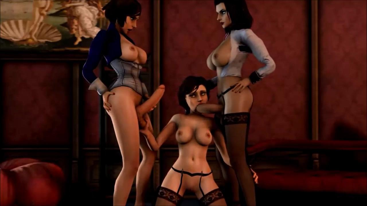 3d animated futanari sex cartoons